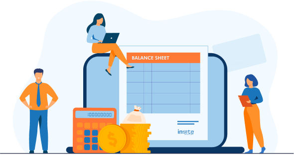 This image shows that how a cohesive, well-structured and well-coordinated team of bookkeeping and accounting professionals can benefit the business.